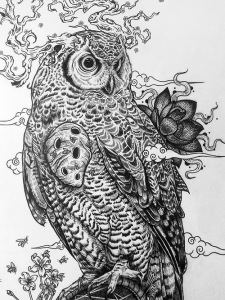 Exotic Owl